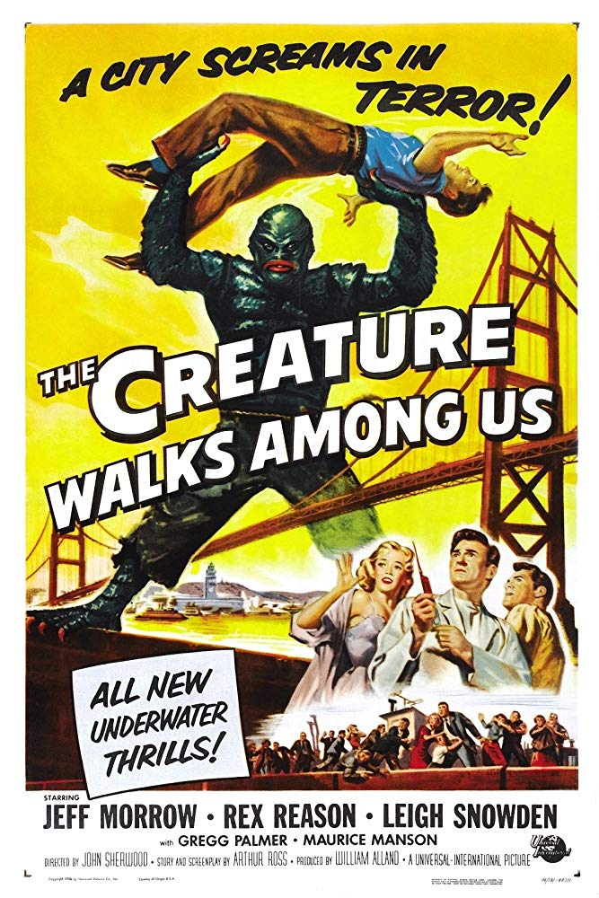 The Creature Walks Among Us (film)