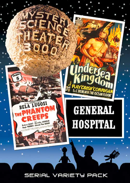 Mystery Science Theater 3000: Serial Variety Pack
