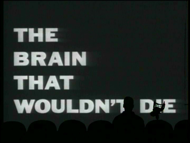 MST3K 513 - The Brain That Wouldn't Die