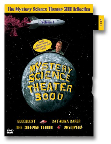 The Mystery Science Theater 3000 Collection, Volume 1
