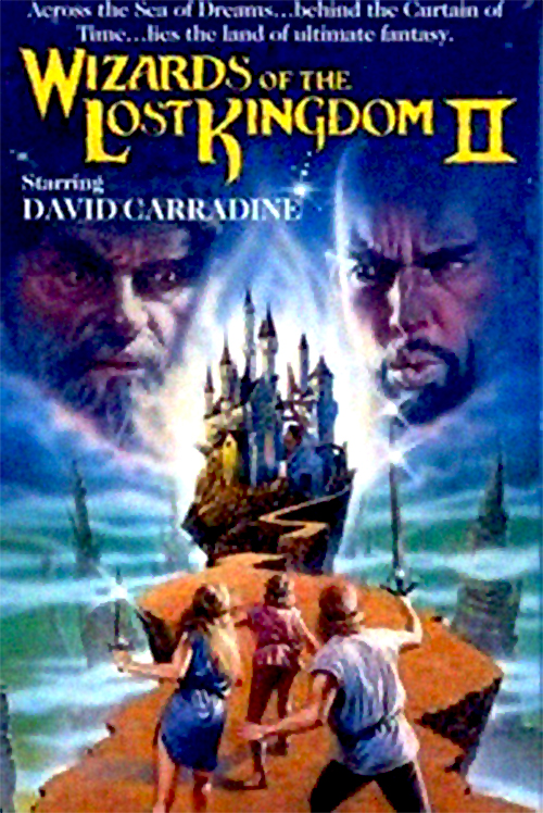 Wizards of the Lost Kingdom II (film)