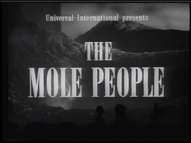 MST3K 803 - The Mole People
