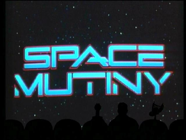 MST3K 820 - Space Mutiny