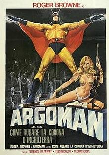 Argoman the Fantastic Superman (film)