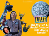 The MST3K LIVE Social Distancing Riff-Along Special