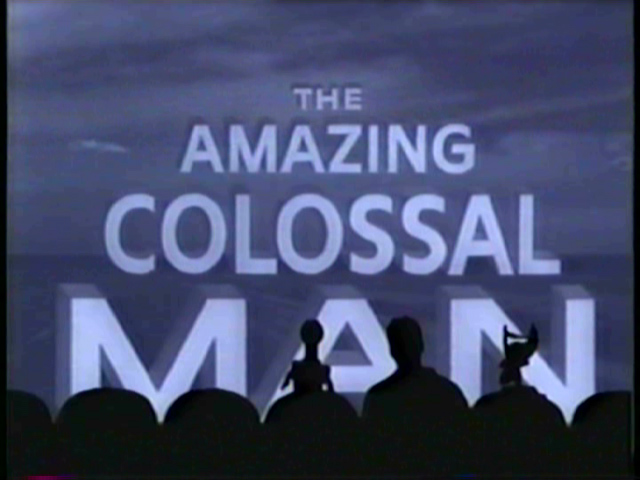 MST3K 309 - The Amazing Colossal Man
