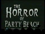 MST3K 817 - The Horror of Party Beach