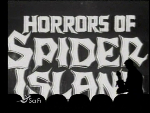 MST3K 1011 - Horrors of Spider Island