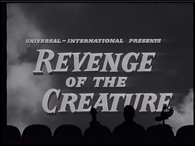 MST3K 801 - Revenge of the Creature