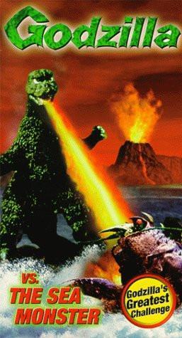 Godzilla vs. the Sea Monster (film)