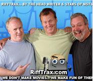 RiffTrax Online Advertisement