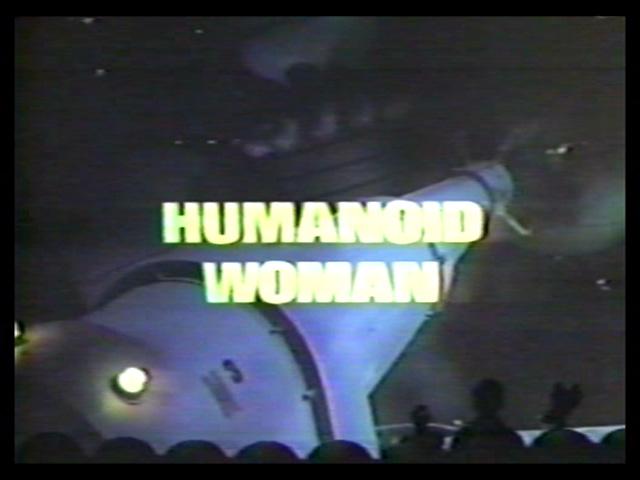MST3K K11 - Humanoid Woman