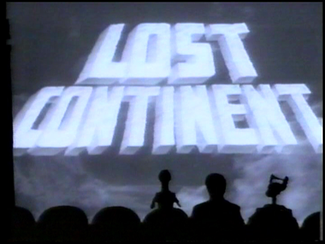 MST3K 208 - Lost Continent