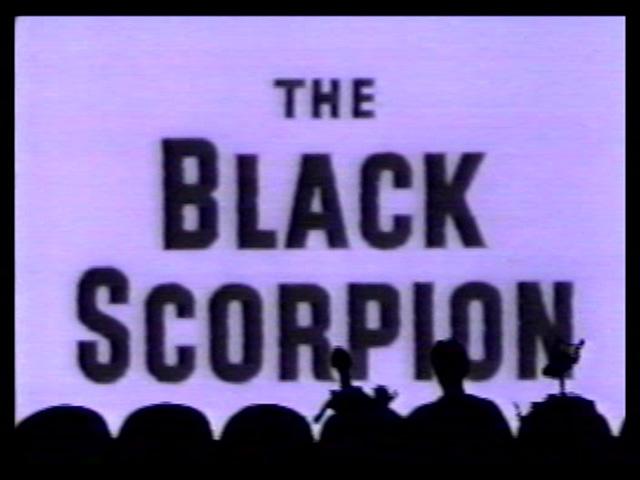 MST3K 113 - The Black Scorpion
