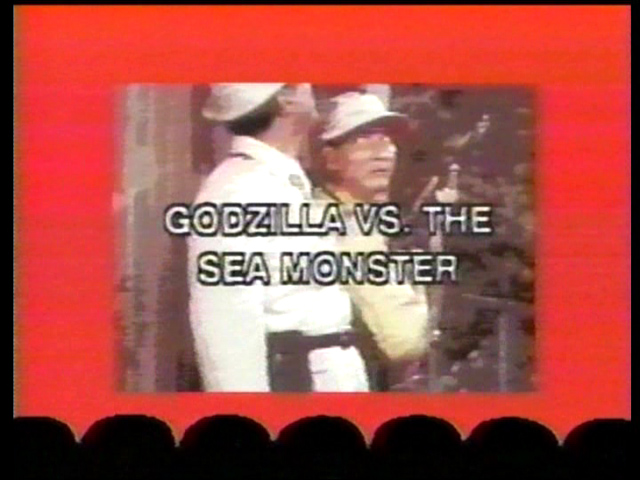 MST3K 213 - Godzilla vs. the Sea Monster