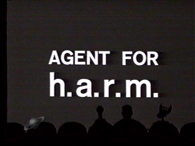 MST3K 815 - Agent for H.A.R.M.
