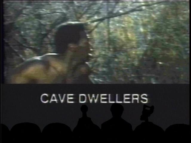 MST3K 301 - Cave Dwellers