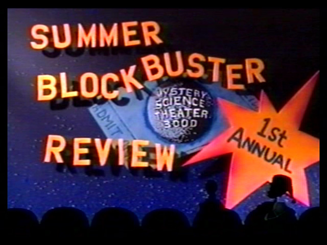 1st Annual Summer Blockbuster Review