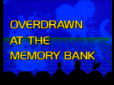 MST3K 822 - Overdrawn at the Memory Bank