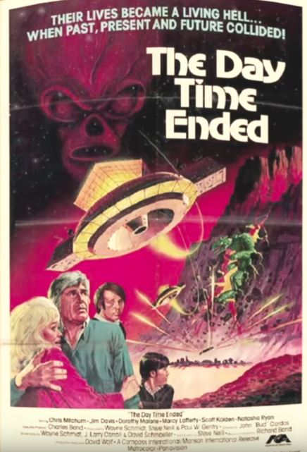 The Day Time Ended (film)