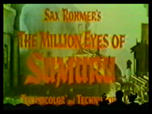 MST3K K18 - The Million Eyes of Sumuru