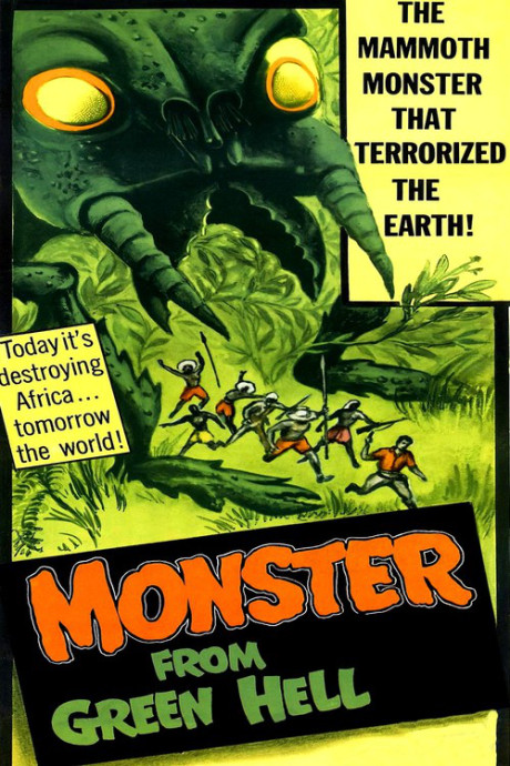 Monster from Green Hell (film)