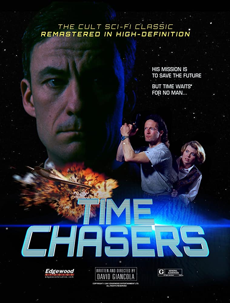 Time Chasers (film)