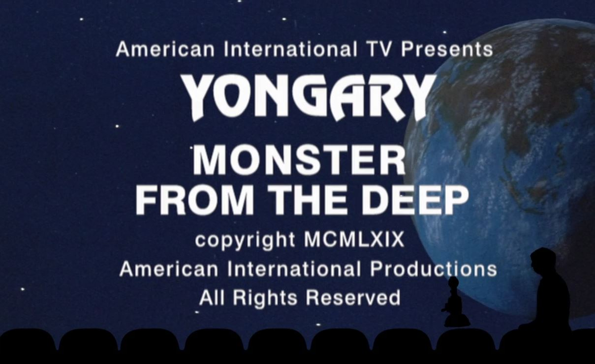 Yongary - Monster from the Deep (film)
