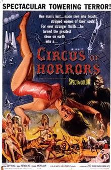 Circus of Horrors (film)