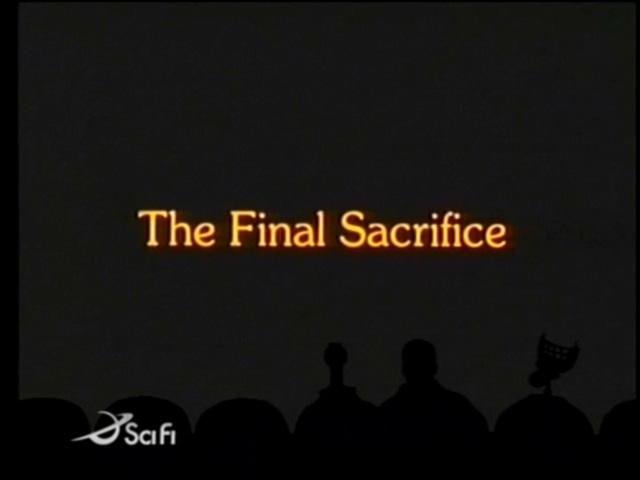 MST3K 910 - The Final Sacrifice