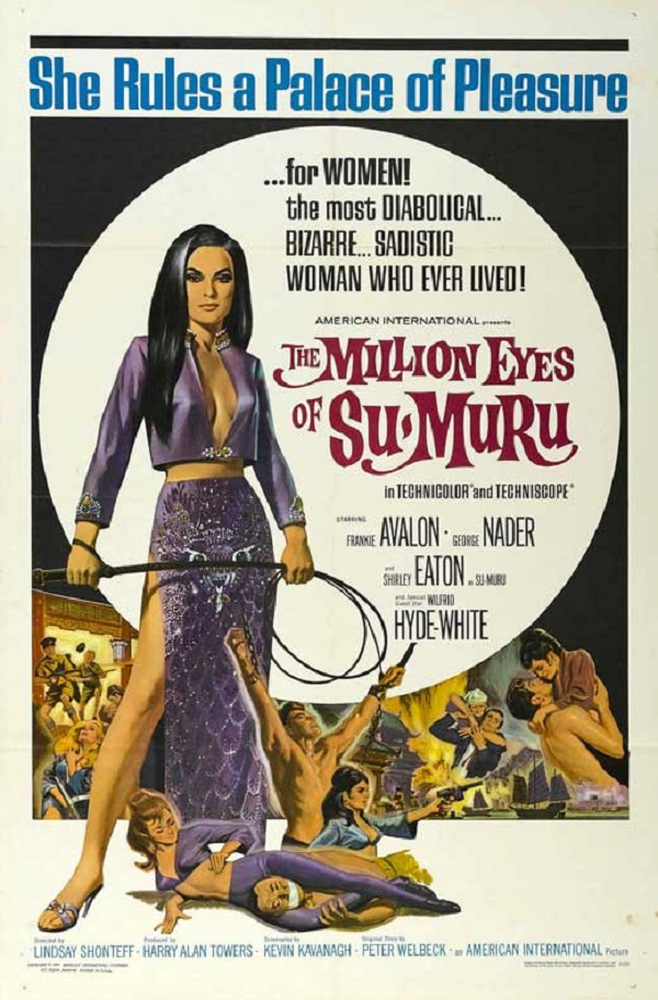 The Million Eyes of Sumuru (film)