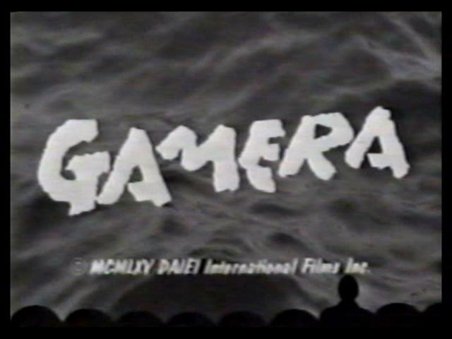 MST3K K05 - Gamera