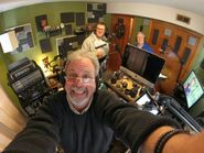 Riff Trax studio