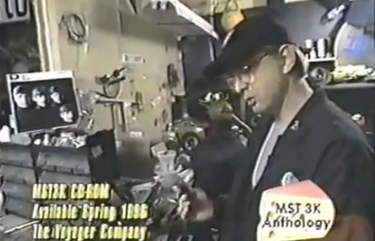 Mystery Science Theater 3000 CD-ROM
