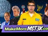 Let's Make More MST3K & Build THE GIZMOPLEX!