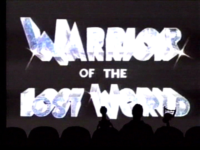 MST3K 501 - Warrior of the Lost World