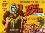 Robot Monster Lobby Card
