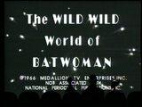 MST3K 515 - The Wild Wild World of Batwoman