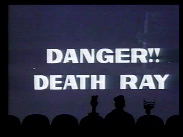 MST3K 620 - Danger!! Death Ray