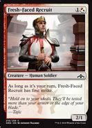 Fresh-Faced Recruit GRN
