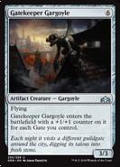 Gatekeeper Gargoyle GRN