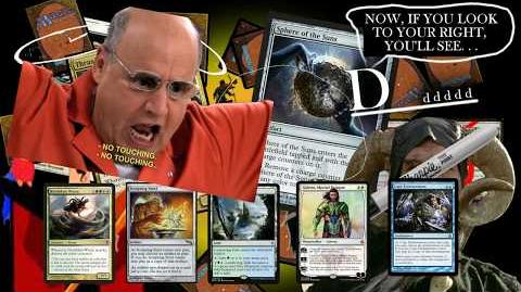 How to Play Magic the Gathering - Exclamation Point creator