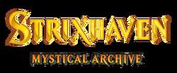 Strixhaven Mystical Archive logo.png