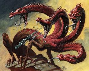 Kalonian Hydra Mtg Hydra - MTG Wiki