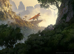Rootbound Crag ixalan.jpg