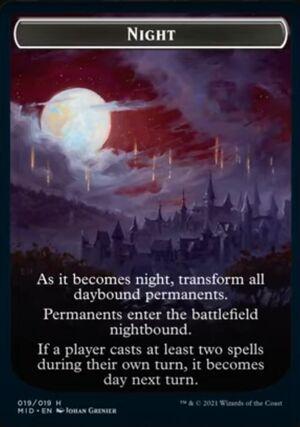 Night marker