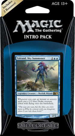 Intro Pack: Path to Victory: Spanish New Sealed Product M M13 1x  Magic 2013