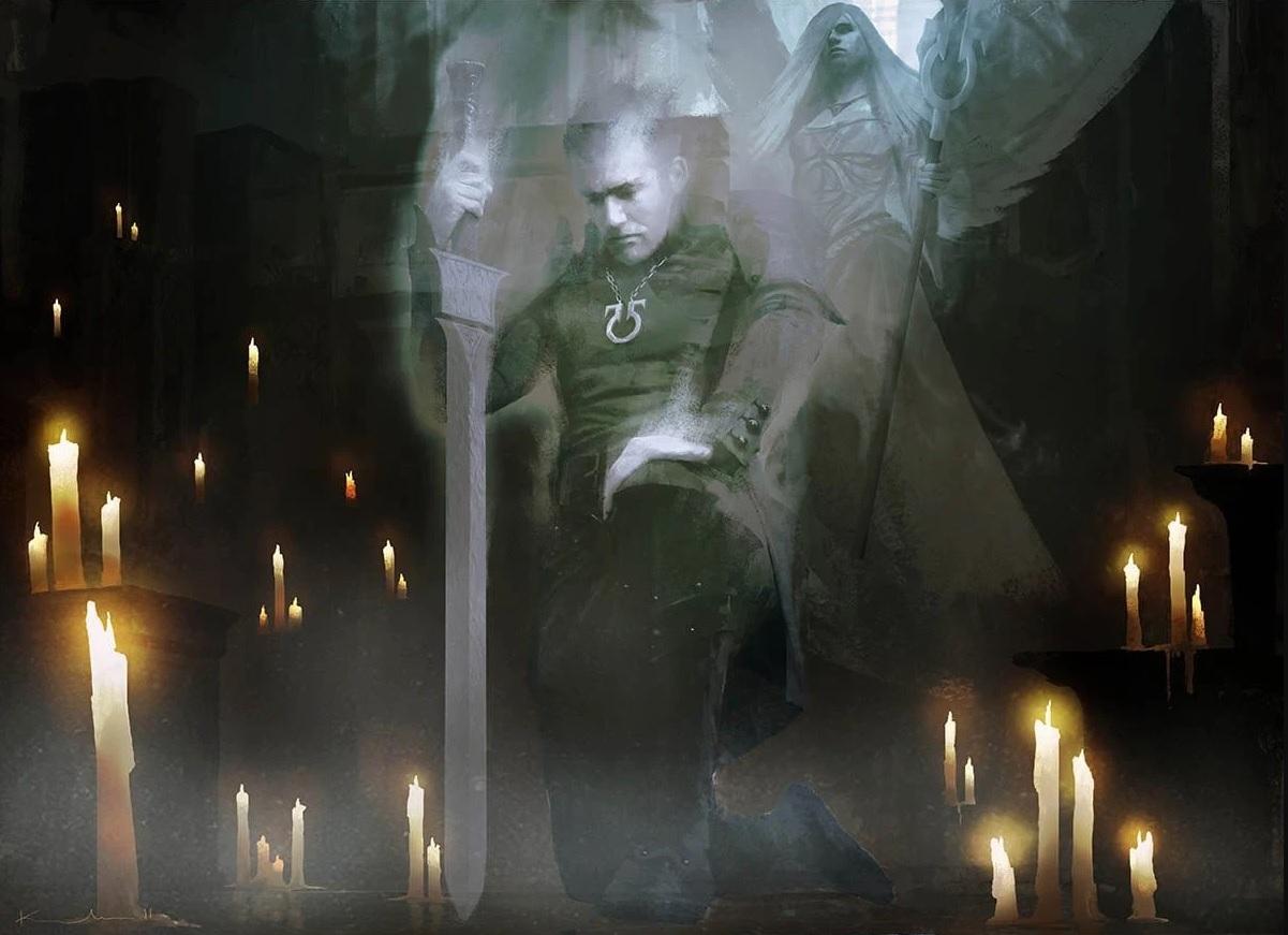 4 Invocation of Saint Traft