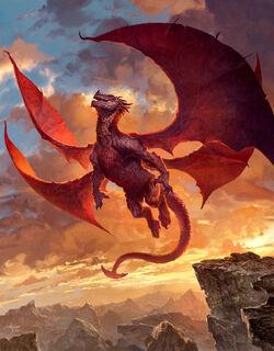 Dragon token kaldheim.jpg
