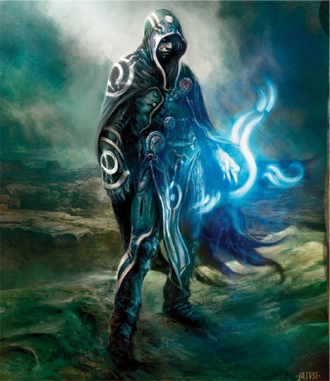Personality ... MBTI Enneagram Jace Beleren (Magic the Gathering)  ... loading picture